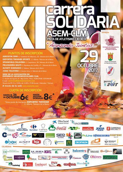 Cartel-XI-Carrera-Solidaria-ASEM-revista-love-talavera
