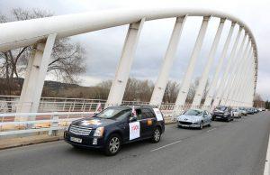 Manifestación hosteleros Toledo y Provincia
