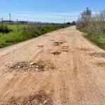 gerardo sanchez y david moreno arreglar los caminos de Talavera