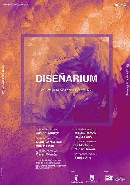 cartel-disenarium-2018-escuela-arte-talavera-revista-love-talavera