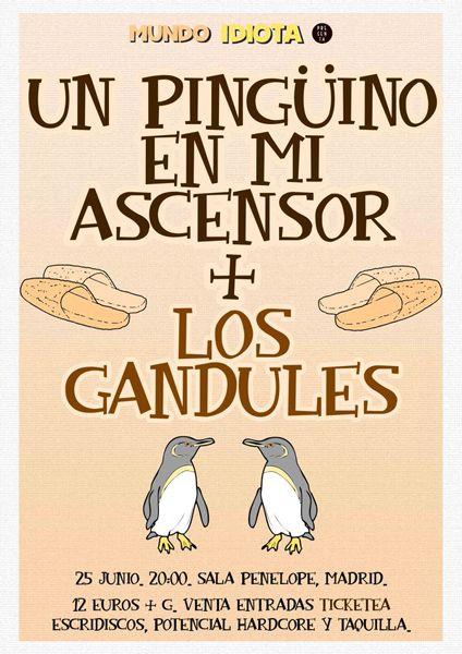 los-gandules-cartel-actuacion-revista-love-talavera