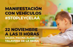 manifestacion-talavera-leycelaa-28-noviembre-revista-love-talavera