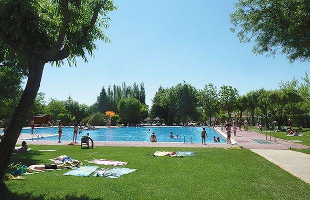Inauguraci n de la piscina alameda for Piscina de valencia alameda