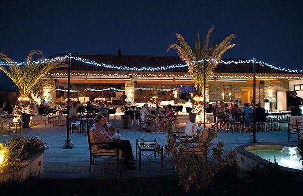 Restaurante Ruiz De Luna En Terraza De Restaurante Al Bosco